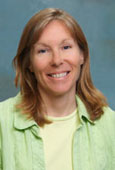 Alison Fernald, board certified Diabetes Educator